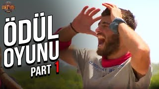 Ödül Oyunu 1. Part | 20. Bölüm | Survivor Türkiye - Yunanistan