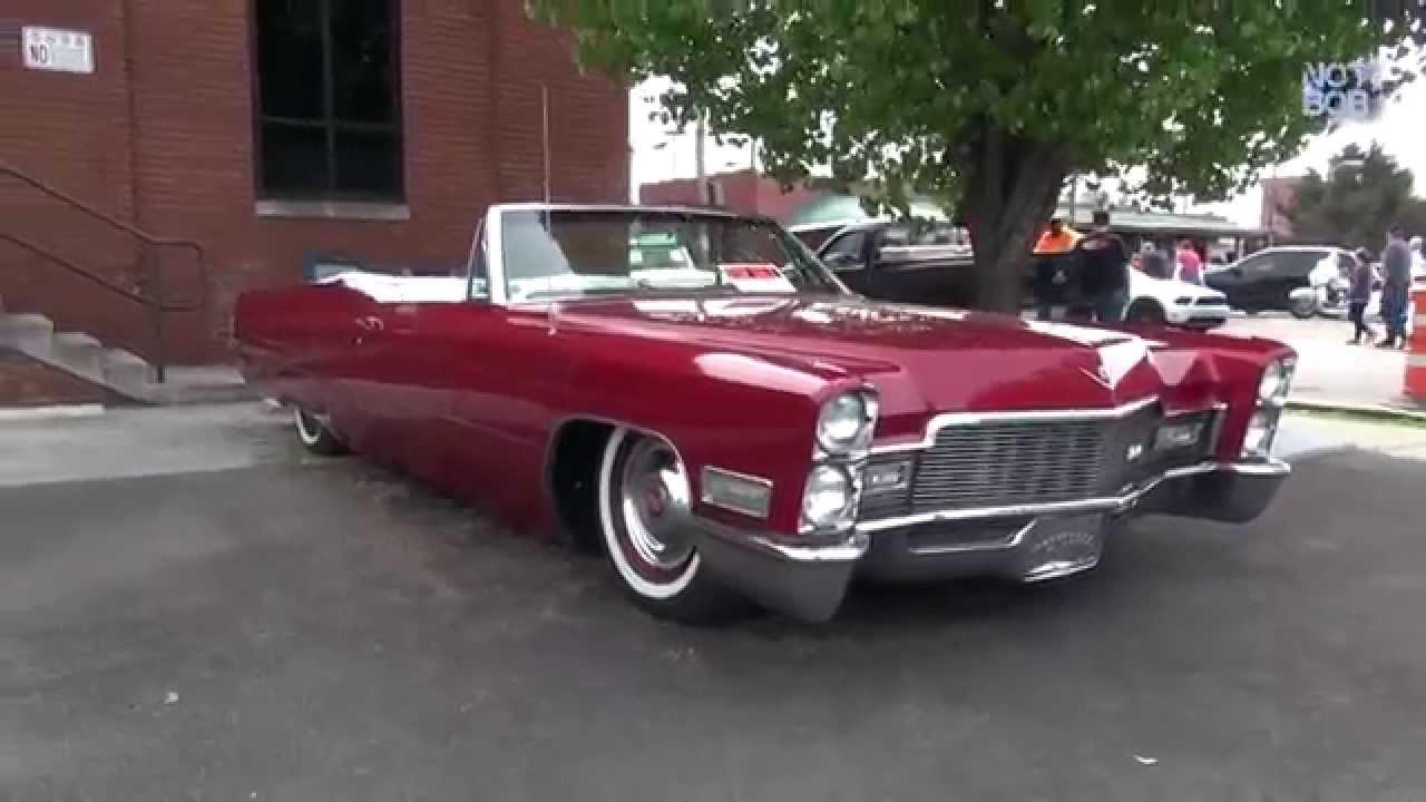 1968 Cadillac Deville Convertible - YouTube
