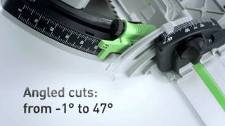 new festool ts 55 r plunge saw with new features 561583
