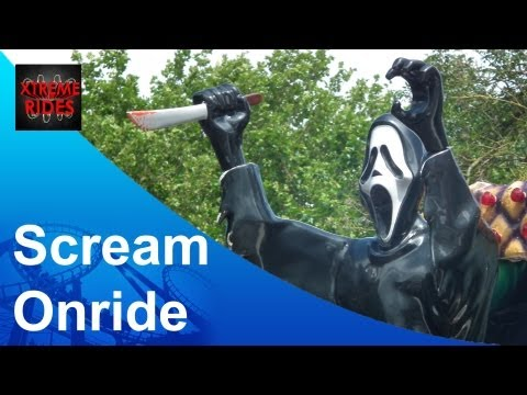 Scream ??? Onride, Amiens France
