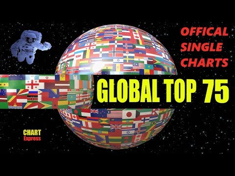 GlGlobal Top 75 Single Charts | 23.12.2018 | ChartExpress Mp3