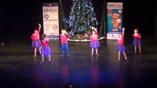 Bubble Dance - Sc.gen.4 Giurgiu - K la Meteo - coregraf Madalina Miu