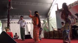 2014 Sembawang Myanmar Thingyan 13 4 2014