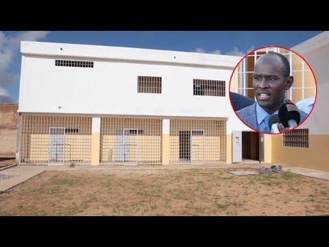 Prison de Sébikhotane: Un édifice pour désengorger Rebeuss