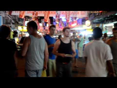 Khao Sarn Road April 7 2011