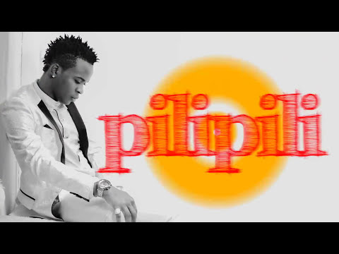 Willy Paul - Pili Pili (Official lyrics video)
