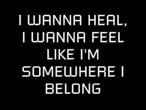 somewhere I belong (linkin park) - lyrics
