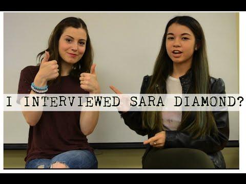 INTERVIEW WITH SARA DIAMOND