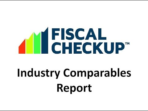 Industry Comparables Report