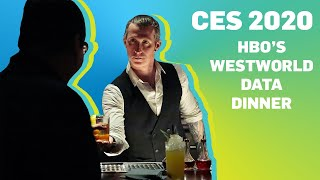 CES 2020 | HBO's Westworld Stunt at CES 2020 Was the Ultimate Creep Session
