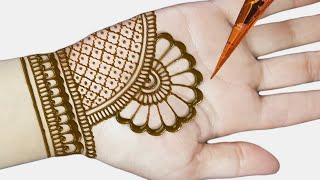 Easy beautiful mehndi - mehndi design easy and beautiful - arabic mehndi 2019