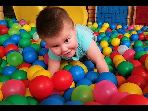 hamza-oyun-parkında-|-fun-indoor-playground-for-kids-|-kiki-island---menden