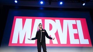 """World Building the Marvel Way"" with Bill Rosemann, Marvel Games"