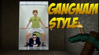 Gangnam Style in Minecraft - Minecraft Style [Full HD]