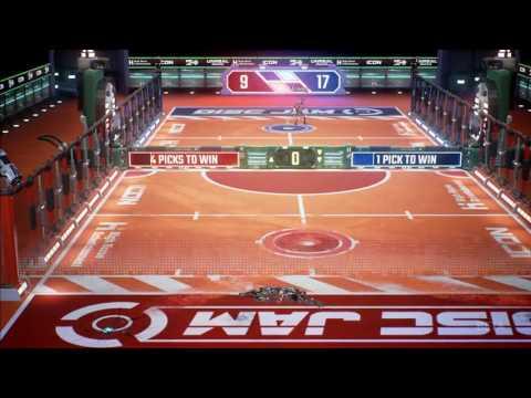 Disc Jam Oceania 1v1 Grand Final