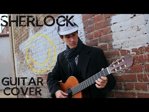 Sherlock - Classical Guitar Cover