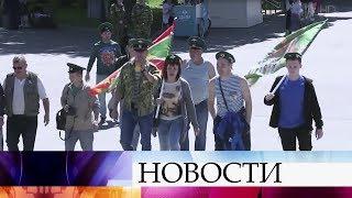Российской погранслужбе исполняется 101 год.