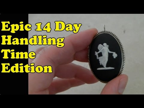 What Sells on eBay: Epic 14 Day Handling Time Edition