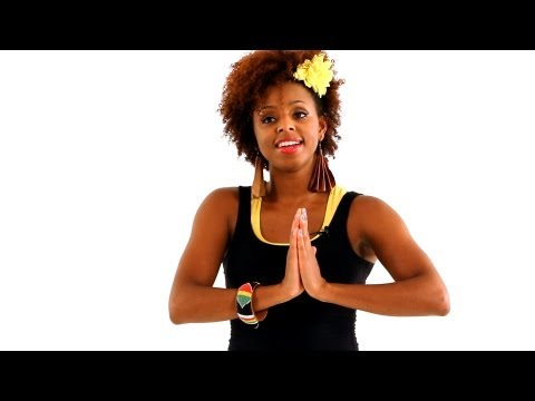 How to Do the Waka Waka | Hip-Hop Dancing