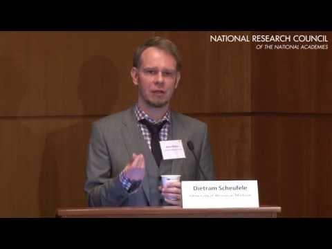The Science of Science Communication - Dietram Scheufele, UW-Wisconsin
