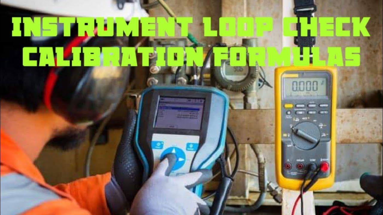 what is loop testing in instrumentation