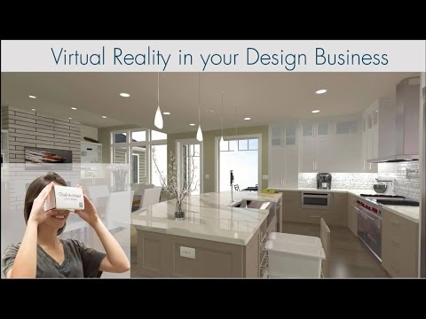 Incorporating Virtual Reality into your Design Business
