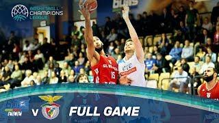 Kapfenberg Bulls (AUT) v Benfica (POR) - Live 🔴 - Basketball Champions League 17-18 thumbnail