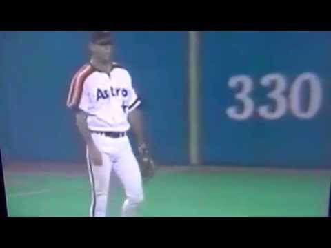 Ken Caminiti Best Play With Houston Astros