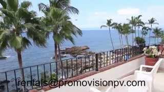 Puerto Vallarta Villa Rental Casa Carole Video Production