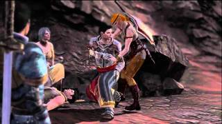 Dragon Age 2 demo gameplay (part 3/4)