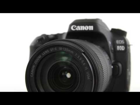 Camera Review: Canon 80D – Compared to 70D,T6s and T6i