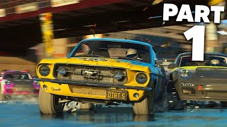 DiRT 5 Career Mode Gameplay Walkthrough Part 1 - INTRO (Full Game)