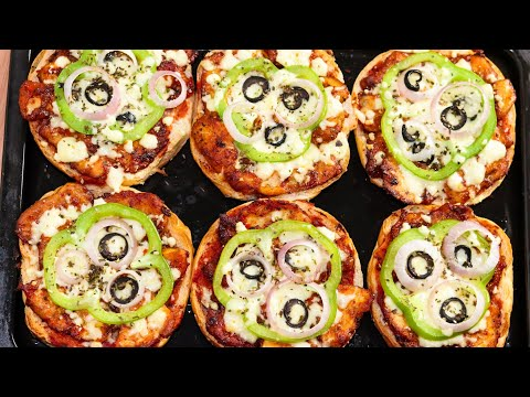Cheesy PizzaBurg !!