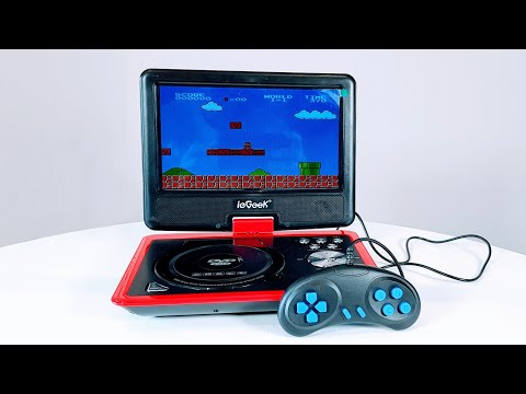 This DVD Player Plays NES Games?
