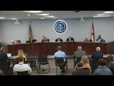 Madison County  Board Of Education  Regular Session  Monday, October 21, 2019