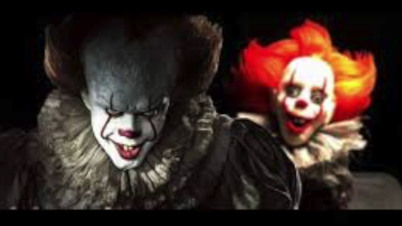 It Pennywise Laugh 2017