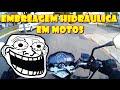 Embreagem Hidráulica em motos a pedido de um inscrito Nacílio Morais.