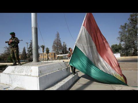 Iraqi Kurdish Crisis: Kurdish forces lose more territory in Iraq