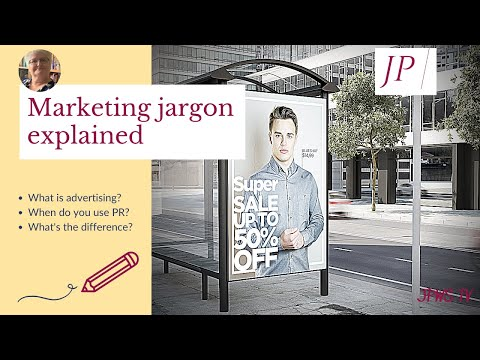 MARKETING JARGON EXPLAINED: Guide to common terms