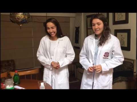 EXPERIMENTO GENÉTICA-- EXTRACCIÓN DE ADN DE LA FRESA