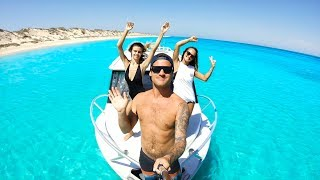 NO RECEPTION NO WORRIES Remote Spearfishing Catch And Cook With The Girls - Ep 56