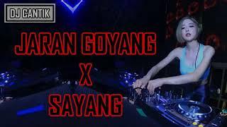 DJ REMIX JARAN GOYANG VS SAYANG 2017 TERBARU