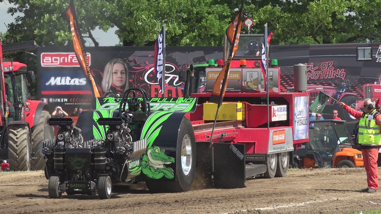 Tractor Pulling Hassmoor 2021