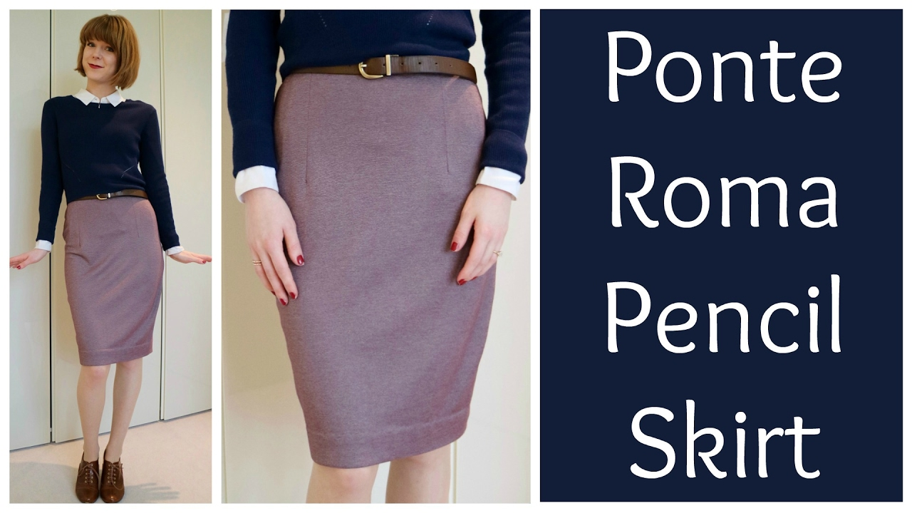 images How to Sew a Pencil Skirt