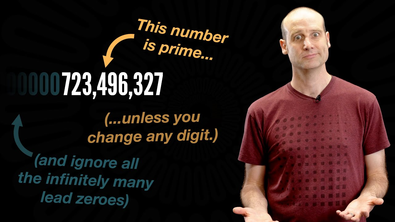 How do you prove a prime is infinitely fragile?