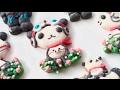 熊貓萬能俠 Panda-Z 造型馬卡龍 《🦅by Love Macaroons🐠》