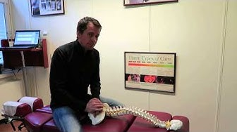 Kiropraktikko Kim Roslin, Helsinki: Kuinka usein käydä kiropraktikolla?