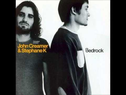 John Creamer & Stephane K - Bedrock (CD 1)