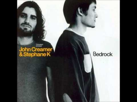 John Creamer & Stephane K - Bedrock (CD 1)