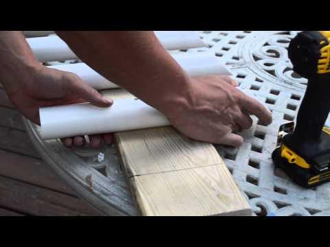 DIY-Fishing Rod Holder